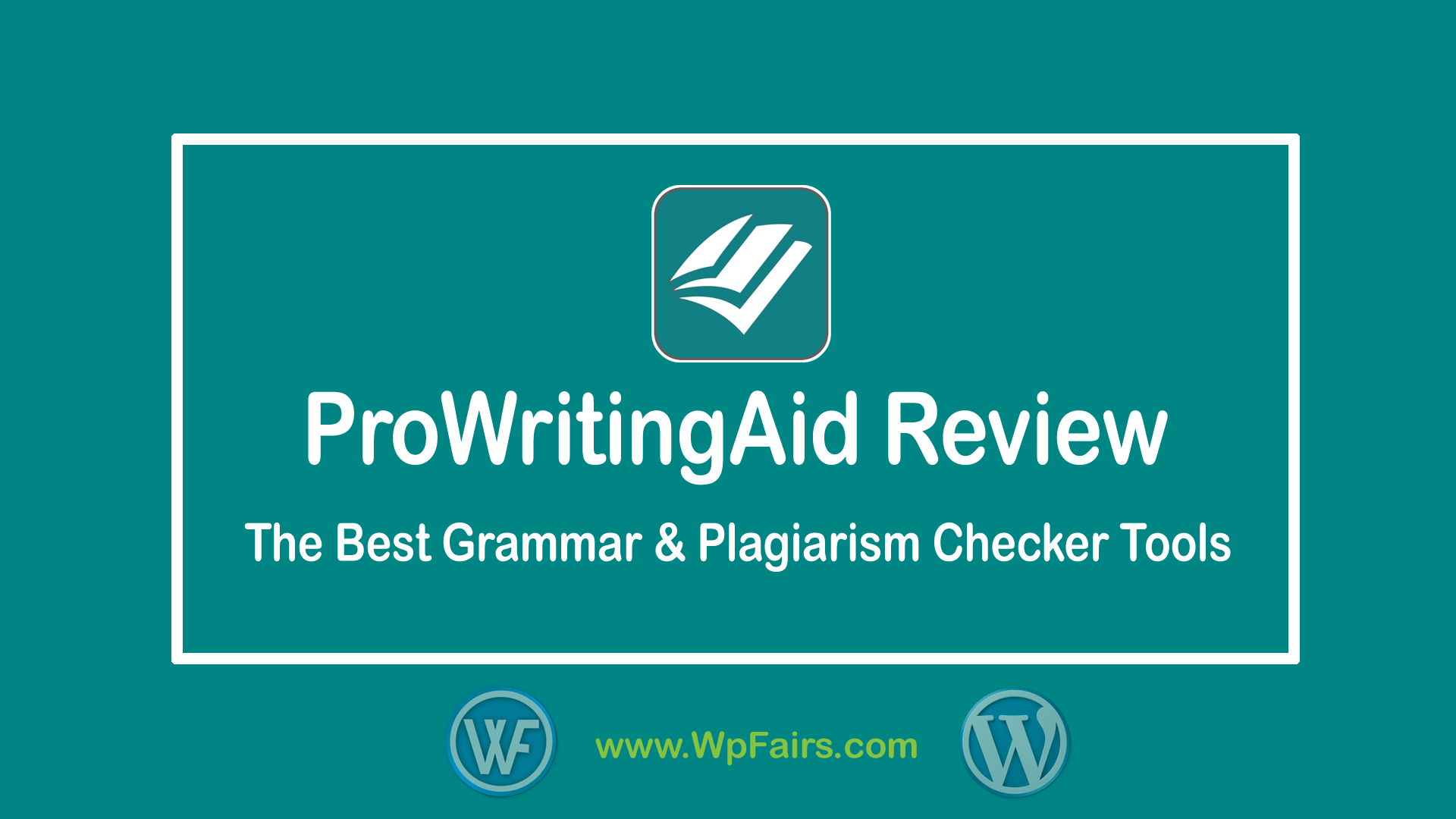 ProWritingAid Review - The Best Grammar And Plagiarism Checker Tools