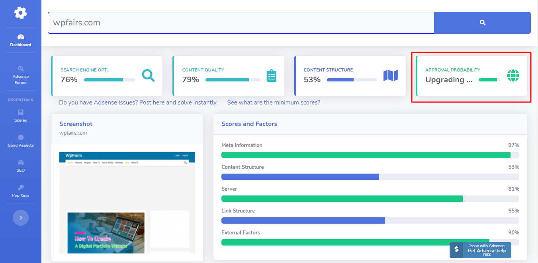 Google AdSense Eligibility Checker Tool – Check Your AdSense Status